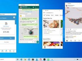 Windows 10 Telefonunuz Android