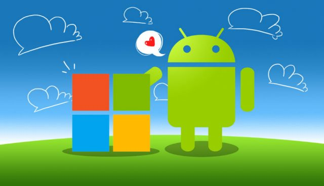 Windows 10 Android Uygulama