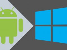 Windows 10 Android Uygulama