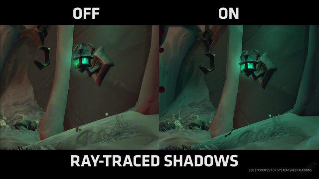 AMD Ray Tracing WoW: Shadowlands