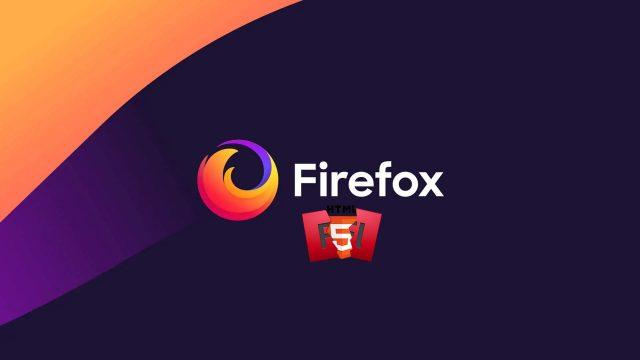 firefox 85 flash desteği
