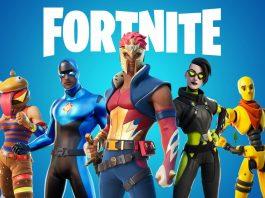 Fortnite Xbox Series X PlayStation 5