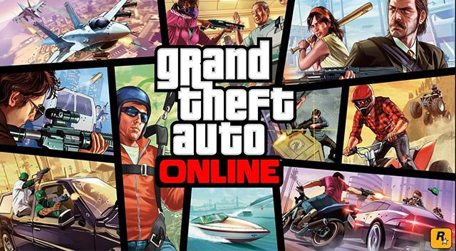 GTA Online harita güncellemesi