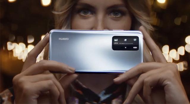 Huawei P50 Kirin 9000 işlemci