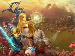 Hyrule Warriors: Age of Calamity 3 Milyon