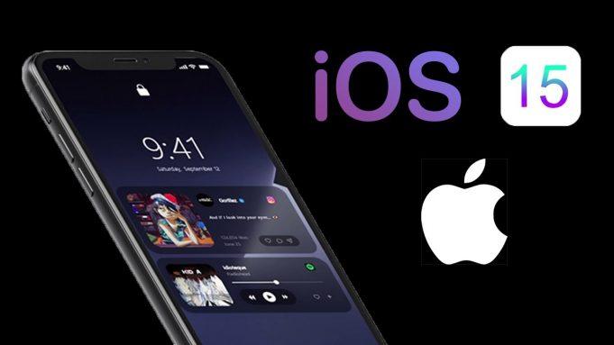 iPhone 6S ve iPhone SE iOS 15