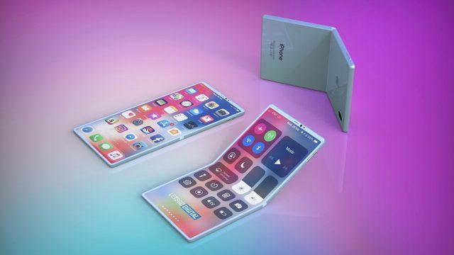 Katlanabilir iPhone Foxconn