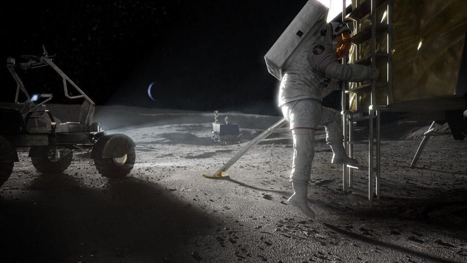 NASA Ay'a insanlı iniş görevi Artemis