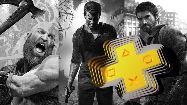 PlayStation Plus PS5
