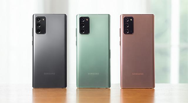 Samsung Galaxy Note 21 serisi