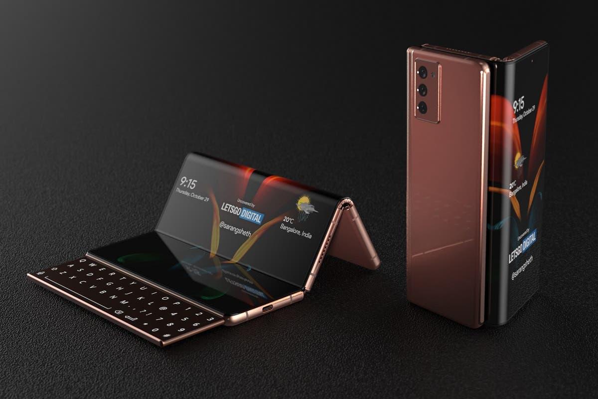 Samsung Galaxy Z Fold 3 / Galaxy Note serisi