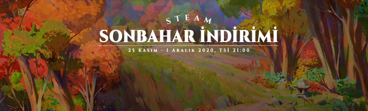Steam Sonbahar İndirimleri 2020