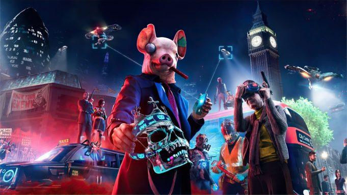 Watch Dogs: Legion Çevrimiçi