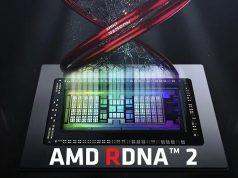 RX 6000M Mobil GPU