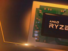 AMD Ryzen Mobil İşlemci CPU APU