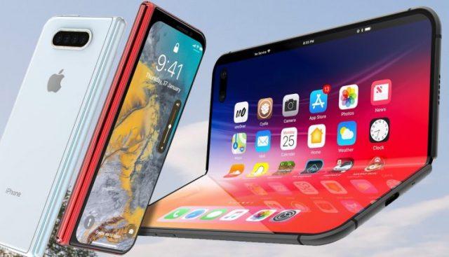 Apple Katlanabilir Telefon 1 | Tekno Deha