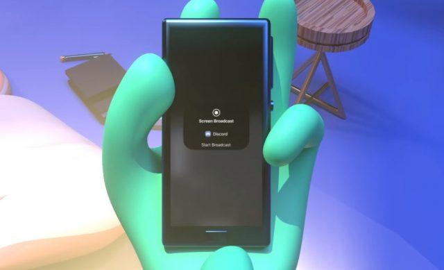 Discord Android Uygulaması Ekran Paylaşım Özelliği Kazandı