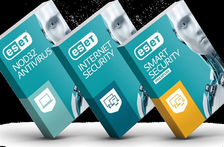 ESET Dijital Güvenlik Yazılımları