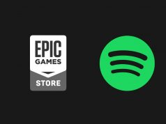 Epic Games ve Spotify