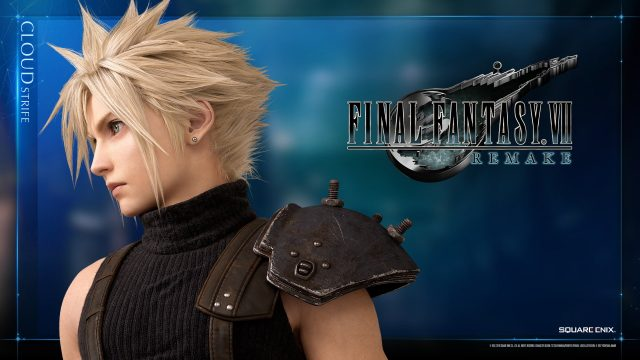 Final Fantasy VII Remake 1 | Tekno Deha