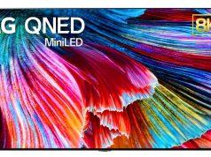 LG Mini-LED 8K QNED TV