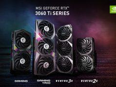 MSI GeForce RTX 3060 Ti Ekran Kartları