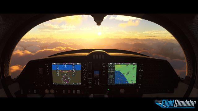 Microsoft Flight Simulator 1 | Tekno Deha