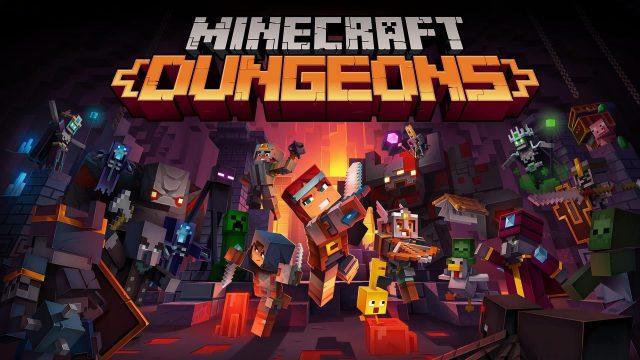 Minecraft Dungeons | Tekno Deha