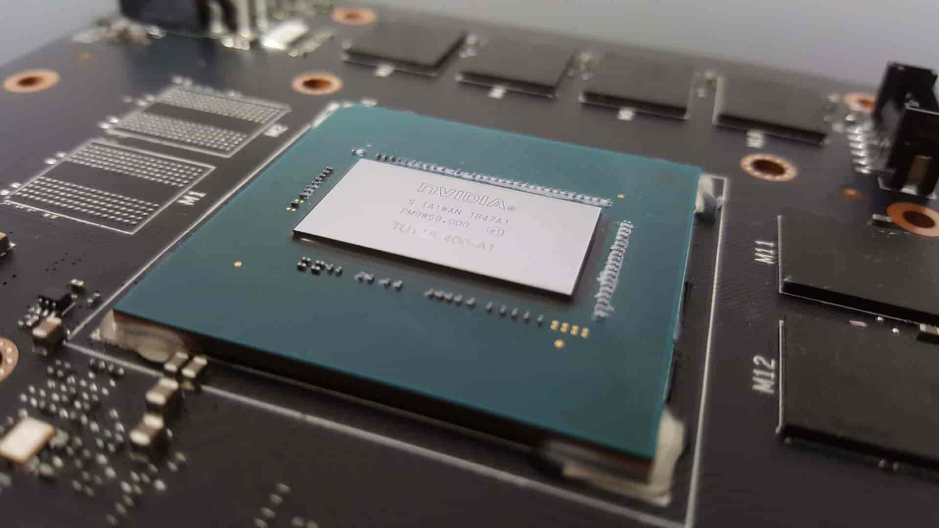 RTX 3070 Mobil GPU