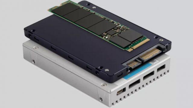 SSD Storage Micron
