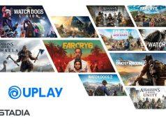 Ubisoft Plus, Google Stadia ve Amazon Luna'ya Dahil Oluyor