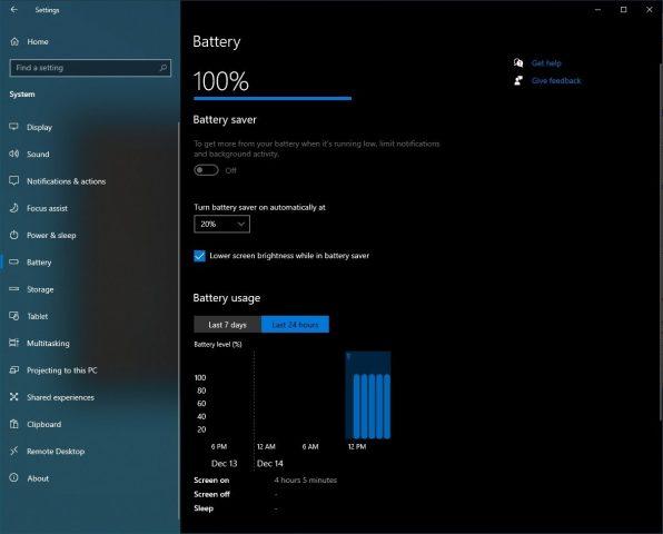 Windows 10 Pil