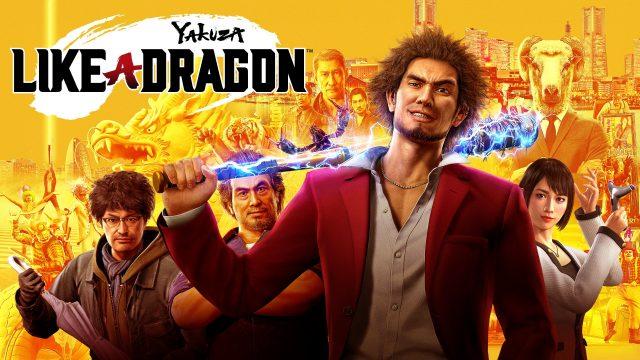 Yakuza Like a Dragon 1 | Tekno Deha