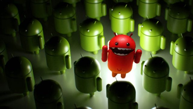 android güvenliği