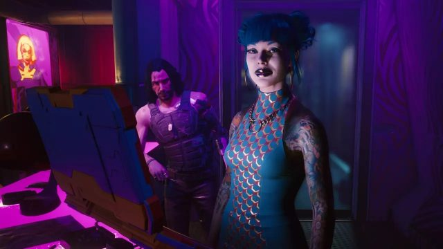 Cyberpunk 2077 30 FPS