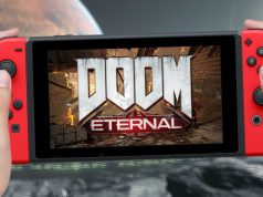 Doom Eternal Nintendo Switch