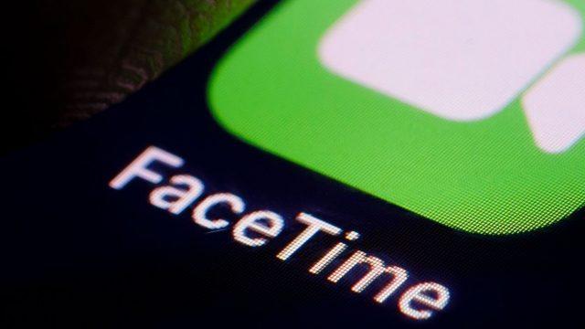 iOS 14.2 1080p FaceTime