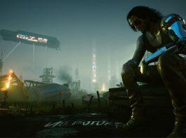 Microsoft Cyberpunk 2077 para iadesi