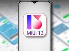 MIUI 13 güncellemesi