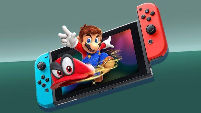 Nintendo Switch Sistem Güncellemesi 11.0