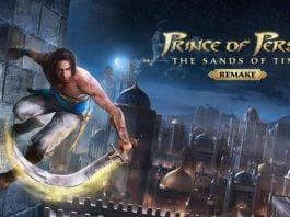 Prince of Persia: The Sands of Time Remake erteleme