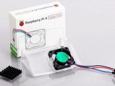 Raspberry Pi 4 Kasa Fanı