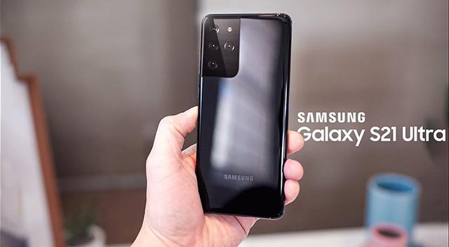 Samsung Galaxy S21 Ultra Exynos 2100