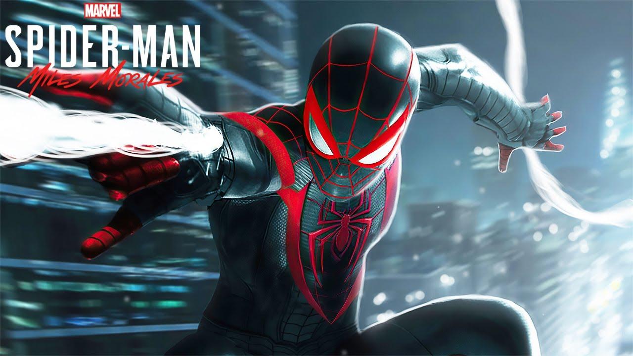 spider man miles morales | Tekno Deha