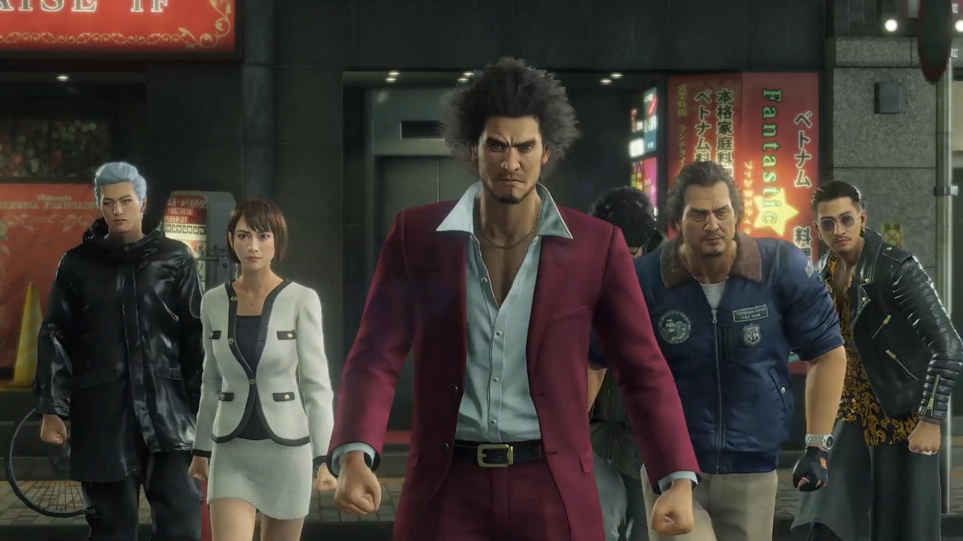 yakuza like a dragon | Tekno Deha