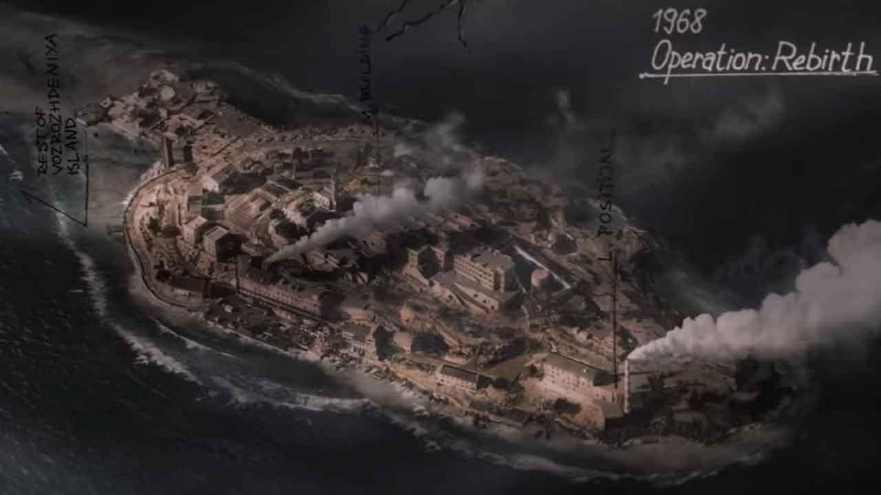 Yeni Call of Duty Warzone haritası