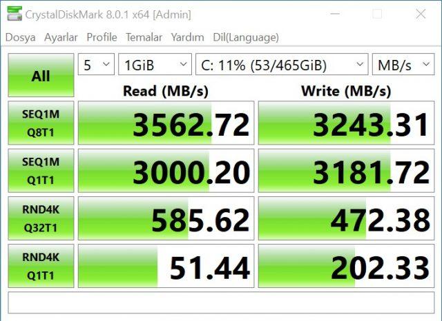 Game Garaj Anti-RGB 7A M.2 SSD