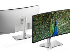 """Dell Dünyanın ilk 40"""" Kavisli 5K Monitörünü ve Diğer UltraSharp Monitörlerini de Tanıttı"""