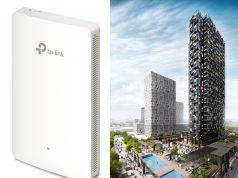 GTower Wi-Fi Projesinde TP-Link Tercih Edildi