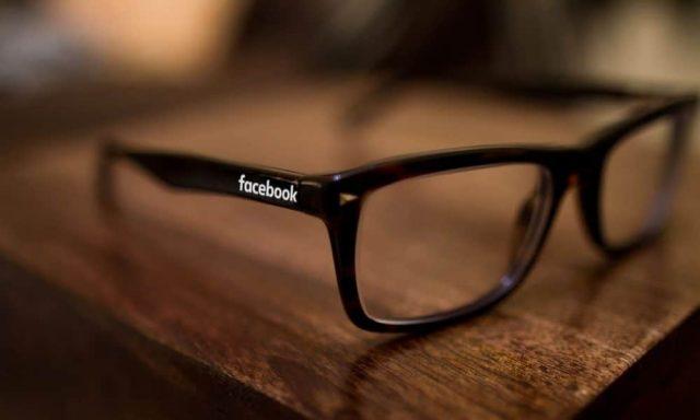 Facebook akıllı gözlük